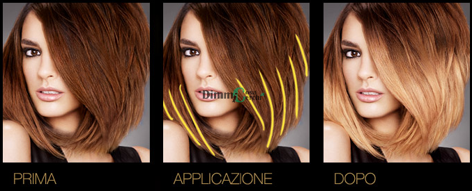 L Oreal  capelli con effetti sfumato fai da te! - Beauty DimmiCosaCerchi 221a09c6ae2d