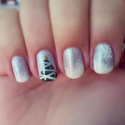 nail-art-argentata