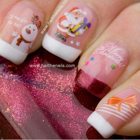 nail-art-disegni-natalizi