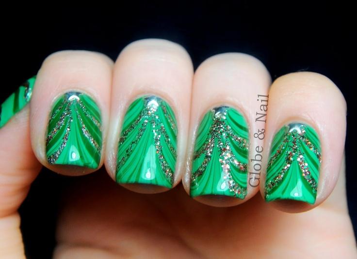 nail-art-natale-albero
