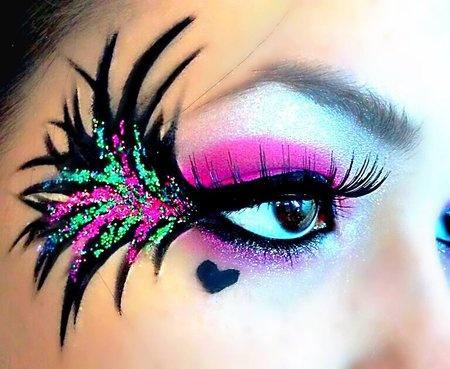 make up per carnevale