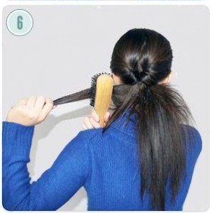 Tutorial chignon capelli lunghi