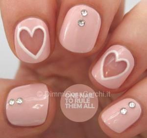 10 Nail art per San Valentino davvero originali