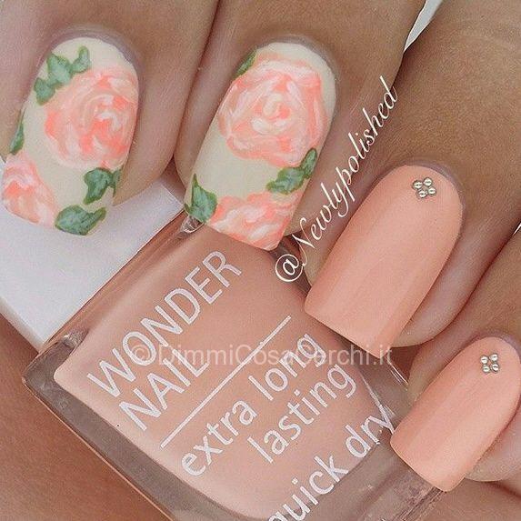 Nail Art per il matrimonio
