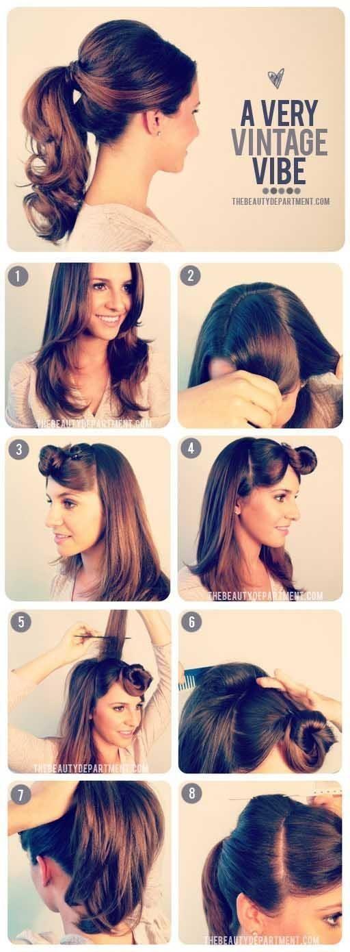 10 acconciature per capelli raccolti da imitare
