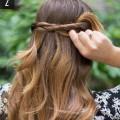 Acconciature capelli per la scuola