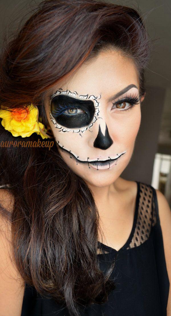 Molto Halloween make up: truccati da paura!!! – Beauty DimmiCosaCerchi YQ73