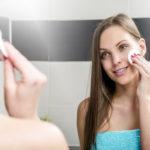 Pulizia del viso in casa