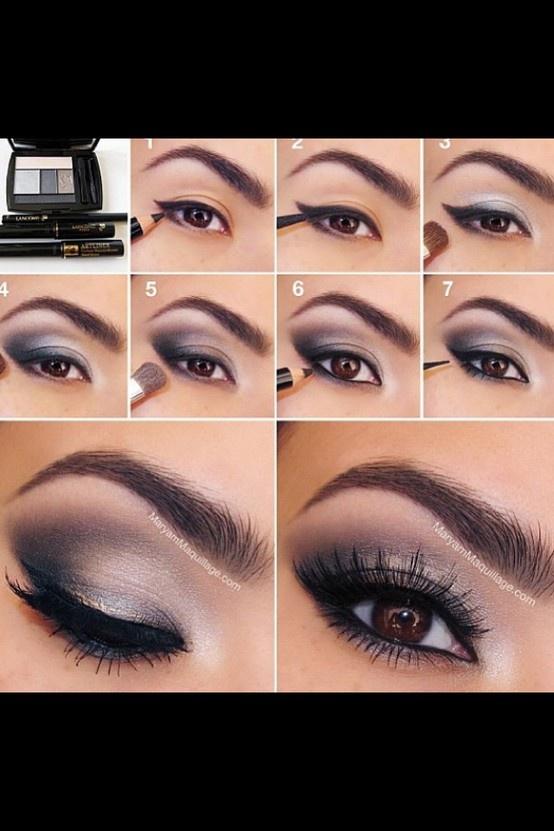 Favorito occhi castani tutorial TW68