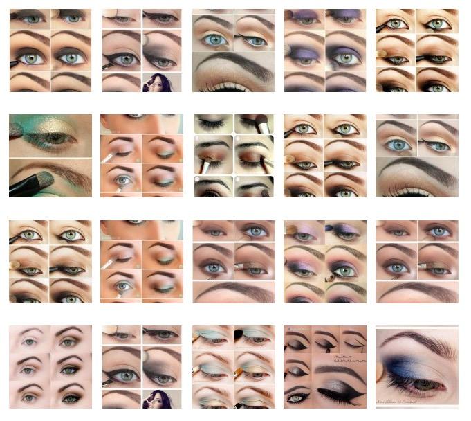 Favorito Trucco occhi verdi: foto, idee e tutorial – Beauty DimmiCosaCerchi CN71