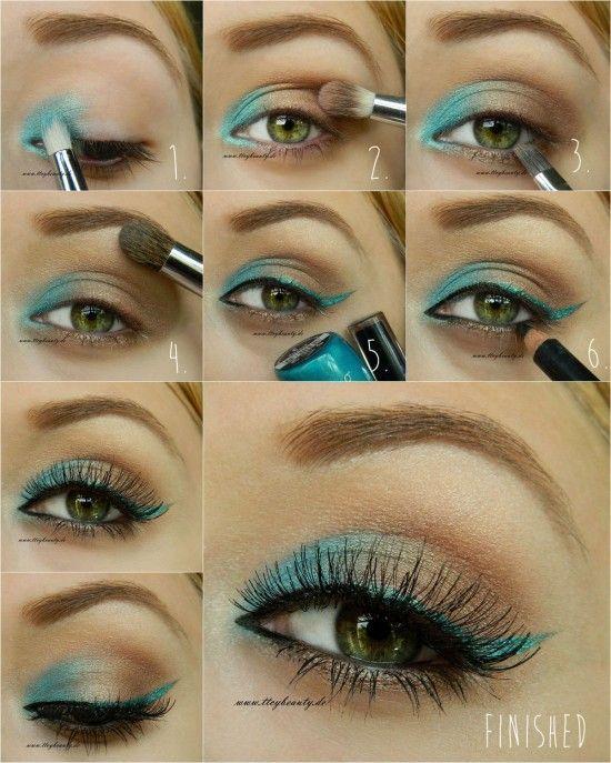 Amato Trucco occhi: 10 tutorial make up – Beauty DimmiCosaCerchi TX81