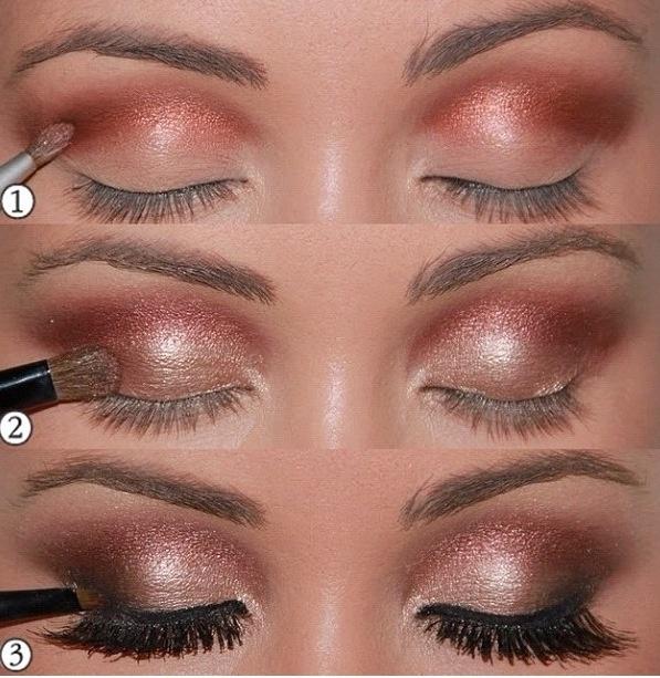 Favoloso Trucco occhi: 10 tutorial make up – Beauty DimmiCosaCerchi OK54