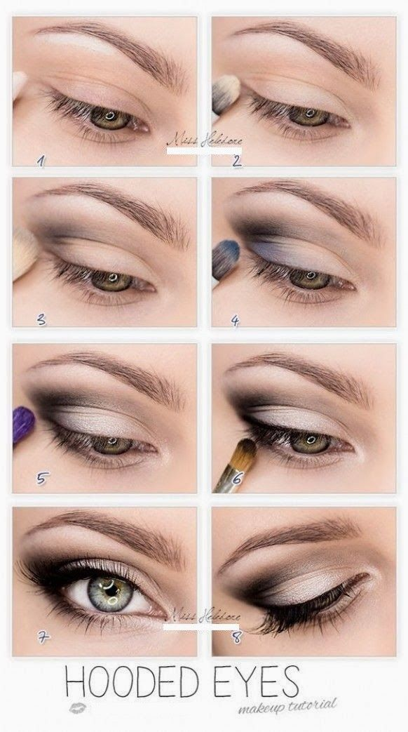 Favorito Trucco occhi: 10 tutorial make up – Beauty DimmiCosaCerchi XQ12